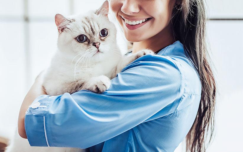 فواید شگفت انگیز داشتن حیوانات خانگی