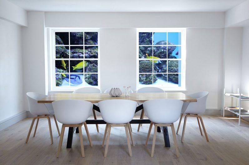 طراحی وانتخاب سیستم روشنایی آکواریوم جزیره نما