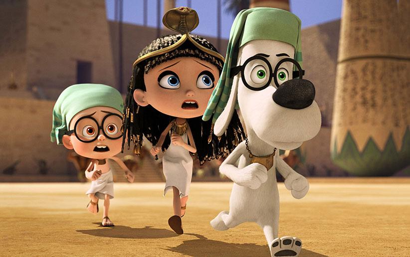 بررسی انیمیشن جذاب آقای پادی و شرمن