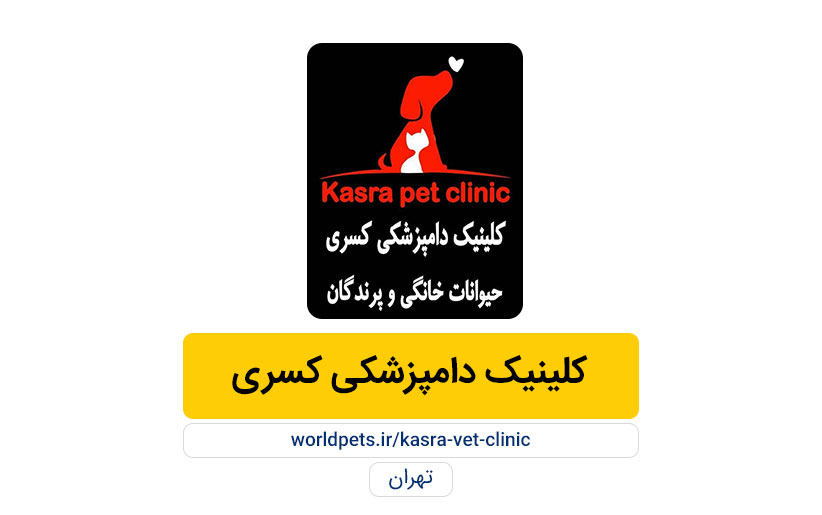 کلینیک دامپزشکی کسری (تهران)