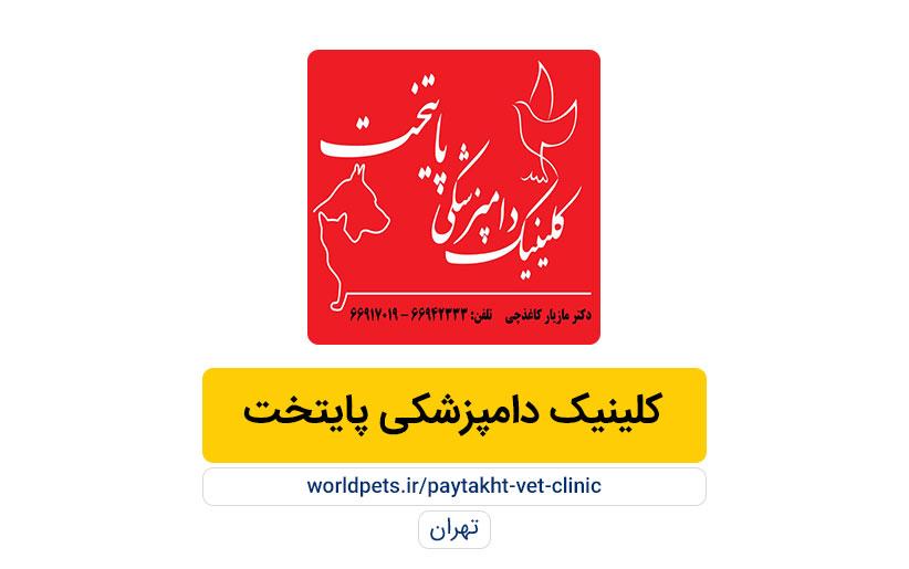 کلینیک دامپزشکی پایتخت (تهران)