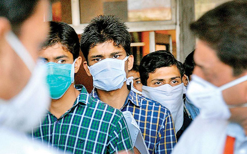 swine flu people